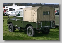 Land-Rover Series I 1955 rear