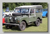 Land-Rover Series I 1957 88inch SW