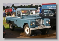 Land-Rover Series III 109inch