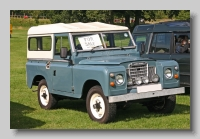 Land-Rover Series III 1974 88inch front1