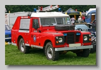 Land-Rover Series III LWB Fire Tender