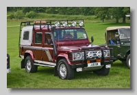 Land-Rover Series IIIII Defender 110