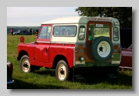 Land-Rover Series IIa 1962 88inch rear