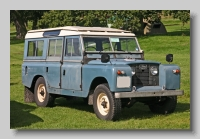 Land-Rover Series IIa 1968 SW front