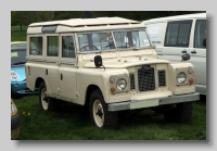 Land-Rover Series IIa 1971 109inch SW