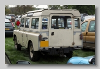 Land-Rover Series IIa 1971 109inch SWr
