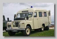 Land-Rover Series IIa Ambulance