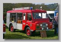 Land-Rover Series IIa Carmichael ERT 1966