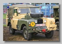 Land-Rover Series IIa MP