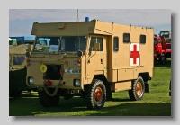 Land-Rover Zeries  FC101 ambulance