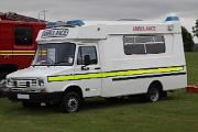 Leyland-Daf 400 V8 1991 Ambulance