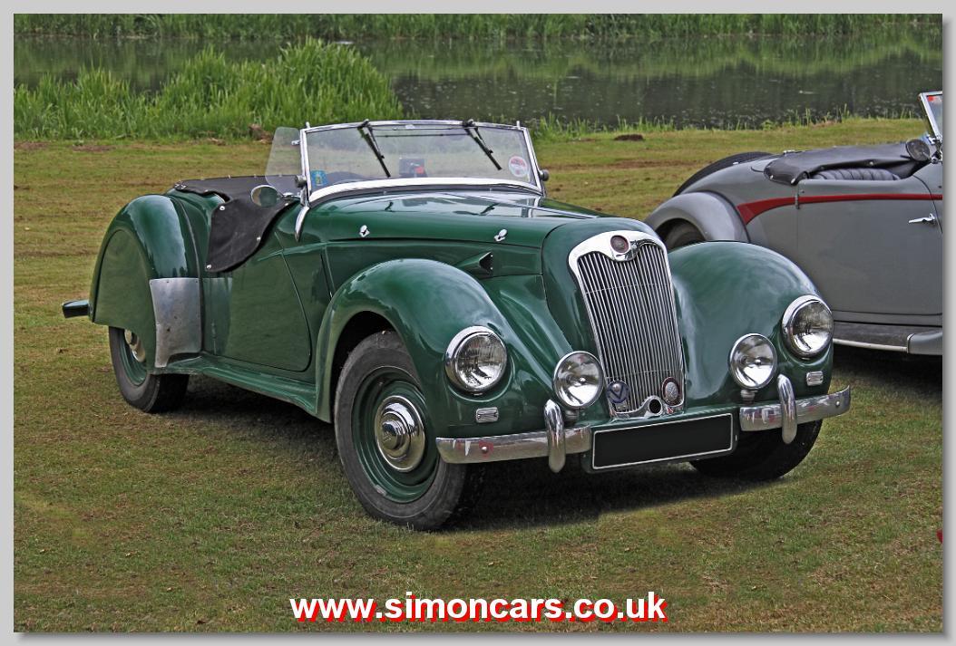 Simon Cars - Lea-Francis Cars - British Classic Cars, Historic ...