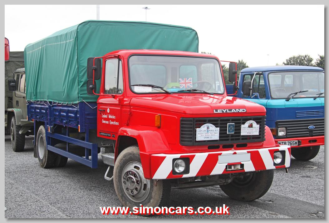 Simon Cars - Leyland Redline Trucks - British Classic Cars ...