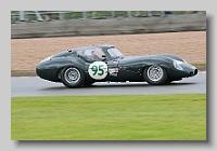 Lister-Jaguar Coupe 1963