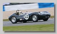 Lister-Jaguar Flat Iron 1955