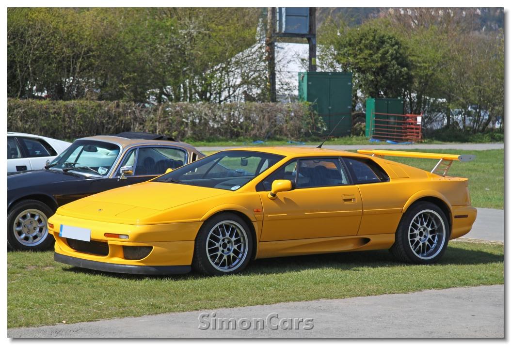 Simon Cars Lotus Esprit Type 79
