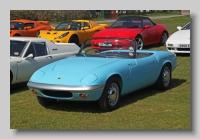 Lotus Elan S2 1965 front