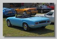 Lotus Elan S2 1965 rear