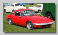 Lotus Elan S3 Coupe 1966 front