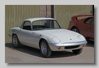 Lotus Elan S3 Coupe SE 1967 front