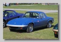 Lotus Elan S4 SE 1970 front