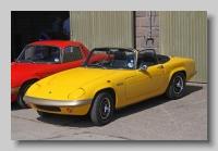 Lotus Elan S4 Sprint 1971 DHC front