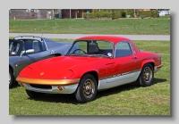 Lotus Elan S4 Sprint 1971 front