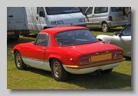 Lotus Elan S4 Sprint 1971 rear