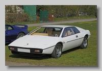 Lotus Esprit S1 1978 front