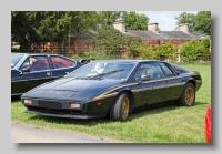 Lotus Esprit S2 1979 JPS front