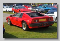 Lotus Esprit S3 Turbo 1981 rear