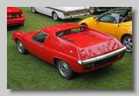Lotus Europa S2 1970 rear