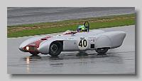 Lotus MkVIII 1955 racer 40
