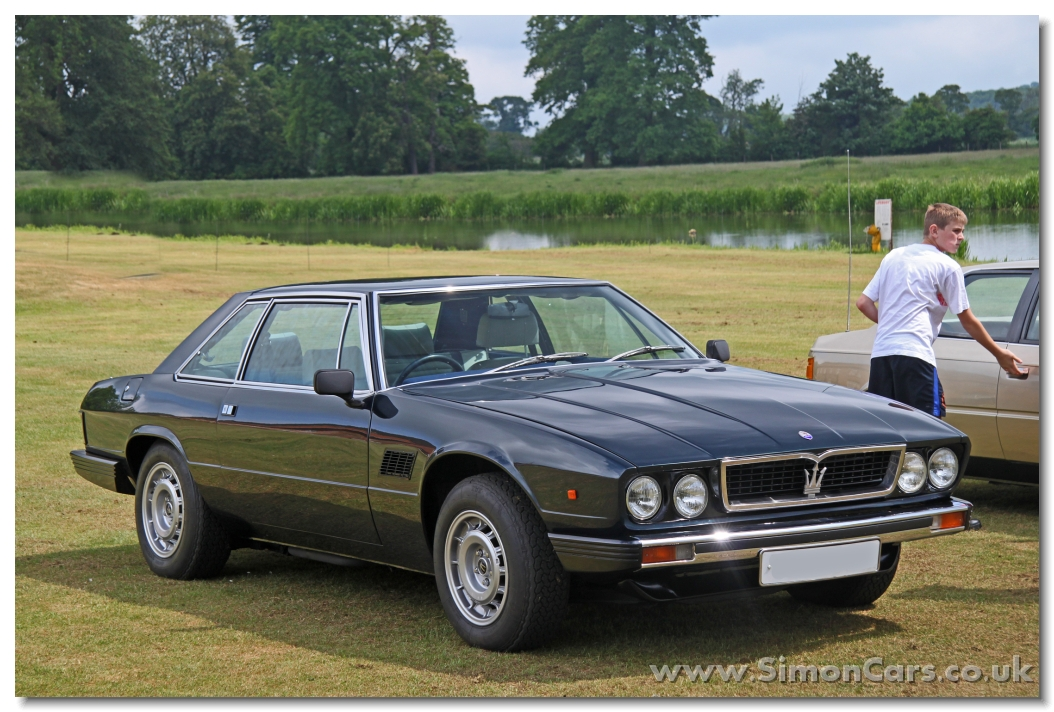 Maserati Kyalami front - Maserati Kyalami. Launched in 1976 with a ...
