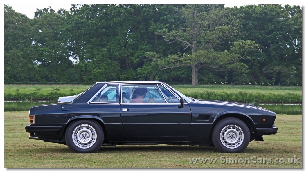 Maserati Kyalami side - Maserati Kyalami. Launched in 1976, the ...
