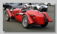 Maserati 4CS 1500 1931 rear