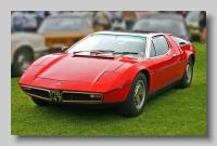 Maserati Bora 4-7 1974 front