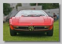 Maserati Bora 4-7 1974 head