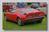 Maserati Bora 4-7 1974 rear