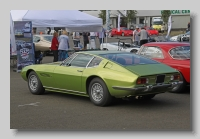 Maserati Ghibli SS rear