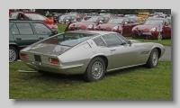 Maserati Ghibli rear