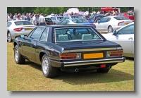 Maserati Kyalami rear