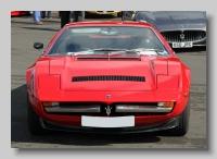 Maserati Merak SS face