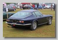 Maserati Mistral 4000 rear