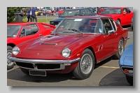 Maserati Mistral GT frontr