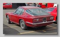 Maserati Mistral GT rearr