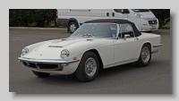 Maserati Mistral Spyder front