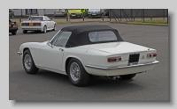 Maserati Mistral Spyder rear