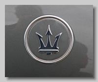 aa_Maserati Quattroporte badge