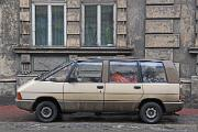 s Renault Espace 1985 side